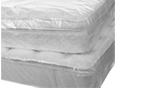 Buy Single Mattress cover - Plastic / Polythene   in London