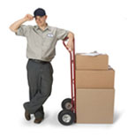 The Removals London - We help with load and unload